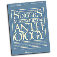 Richard Walters (editor) : The Singer's Musical Theatre Anthology - Volume 3 : Solo : Songbook : 073999072549 : 0634009753 : 00740123