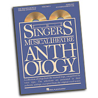 Richard Walters (editor) : The Singer's Musical Theatre Anthology - Volume 3 : Solo : 2 CDs : 073999402292 : 0634060139 : 00740229