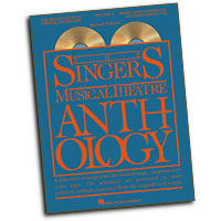 Richard Walters (editor) : The Singer's Musical Theatre Anthology - Volume 1, Revised : Solo : 2 CDs : 073999237153 : 0634061828 : 00740230