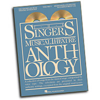 Richard Walters (editor) : The Singer's Musical Theatre Anthology - Volume 3 : Solo : 2 CDs : 073999966923 : 0634060147 : 00740232