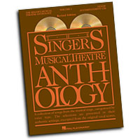 Richard Walters (editor) : The Singer's Musical Theatre Anthology - Volume 1, Revised : Solo : 2 CDs : 073999751420 : 0634061836 : 00740233