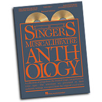 Richard Walters (editor) : The Singer's Musical Theatre Anthology - Volume 1, Revised : Solo : 2 CDs : 073999379181 : 0634060201 : 00740236