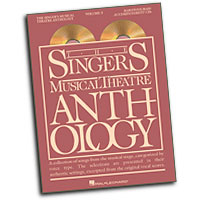 Richard Walters (editor) : The Singer's Musical Theatre Anthology - Volume 3 : Solo : 2 CDs : 073999117288 : 0634061879 : 00740238
