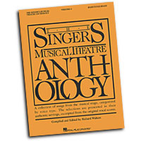 Richard Walters (editor) : The Singer's Musical Theatre Anthology - Volume 2 : Solo : Songbook : 073999470338 : 079352332X : 00747033