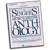 Richard Walters (editor) : The Singer's Musical Theatre Anthology - Volume 2 : Solo : Songbook : 073999470666 : 0793530504 : 00747066
