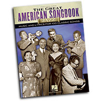 Various Arrangers : The Great American Songbook - Jazz : Solo : Songbook : 884088862497 : 1476875502 : 00110387