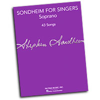 Richard Walters (editor) : Sondheim for Singers : Solo : Songbook : 884088964221 : 1480367141 : 00124179