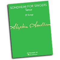 Richard Walters (editor) : Sondheim for Singers : Solo : Songbook : 884088964245 : 1480367168 : 00124181