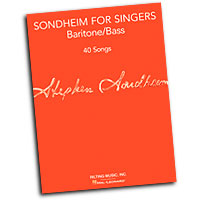 Richard Walters (editor) : Sondheim for Singers : Solo : Songbook : 884088964252 : 1480367176 : 00124182