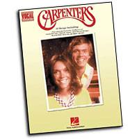 The Carpenters : Note-for-Note Vocal Transcriptions : Solo : Songbook : 073999860153 : 0634033700 : 00740177