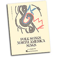 Richard Johnston (editor) : Folk Songs North America Sings : Solo : Songbook :  : 073999809046 : 1458424871 : 50480904