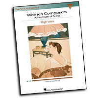 Carol Kimball (editor) : Women Composers - A Heritage of Song : Solo : Songbook :  : 073999192094 : 0634078704 : 00740270