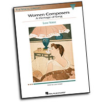 Carol Kimball (editor) : Women Composers - A Heritage of Song : Solo : Songbook :  : 073999183498 : 0634078712 : 00740271