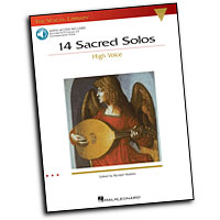 Various : 14 Sacred Solos : Solo : Songbook : 073999340723 : 0634081373 : 00740292