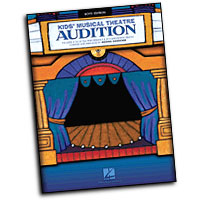 Michael Dansicker (editor) : Kids' Musical Theatre Audition - Boys Edition : Solo : Songbook & CD : 884088156992 : 1423428803 : 00001125