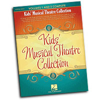 Various Artists : Kids' Musical Theatre Collection : Solo : Songbook : 884088964511 : 1480367281 : 00124193
