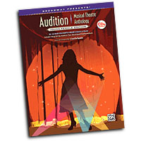 Lisa DeSpain (editor) : Broadway Presents! Audition Musical Theatre Anthology: Young Female Edition : Solo : Songbook & CD : 884088688141 : 0739066080 : 00322304