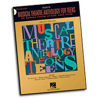 Various Artists : Musical Theatre Anthology for Teens - Duets Edition (With CDs) : Solo : Songbook & 2 CDs : 073999364644 : 0634047655 : 00740191