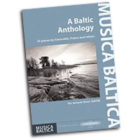 Various Arrangers : A Baltic Anthology  : SATB : 01 Songbook : EP72671