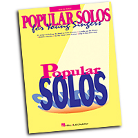Various Arrangers : Popular Solos for Young Singers : Solo : Songbook : 073999470772 : 0793534445 : 00747077