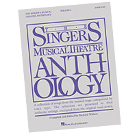 Richard Walters : Singer's Musical Theatre Anthology - Volume 6 : Solo : Songbook : 888680065010 : 1495019004 : 00145258