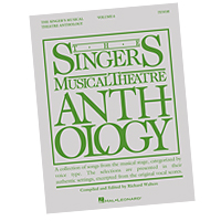 Richard Walters : Singer's Musical Theatre Anthology - Volume 6 : Solo : Songbook : 888680065034 : 1495019020 : 00145260