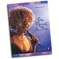 Whitney Houston : One Moment in Time : Solo : 01 Songbook & 1 CD : 888680094676 : 1941566634 : 00152963