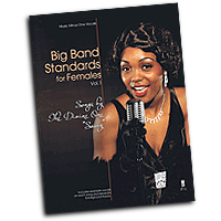 Sarah Vaughan : Big Band Female Standards - Songs in the Style of Sarah Vaughan : Solo : 01 Songbook & 1 CD : 888680094683 : 1941566154 : 00152964