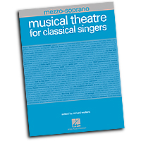 Richard Walters : Musical Theatre for Classical Singers - Mezzo-Soprano, : Solo : 01 Songbook : 884088365875 : 142347418X : 00001225