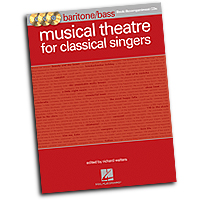 Richard Walters : Musical Theatre for Classical Singers - Baritone/Bass : Solo : 01 Songbook & 3 CDs : 884088588274 : 1458410528 : 00230102
