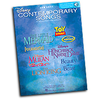 Various : Disney Contemporary Songs : Solo : 01 Songbook : 884088078232 : 1423412796 : 00000448