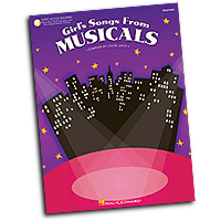 Various : Girl's Songs from Musicals : Solo : Songbook & Online Audio : 884088158781 : 1423429869 : 00001126
