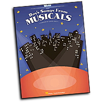 Various : Boy's Songs from Musicals : Solo : 01 Songbook & 1 CD : 884088158804 : 1423429885 : 00001127