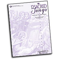 Various Arrangers : 12 Sacred Songs - Low Voice : Solo : Songbook & Online Audio : 073999826449 : 079356249X : 50482644