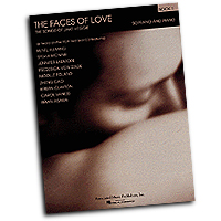 Jake Heggie : The Faces of Love - Soprano : Solo : 01 Songbook :  : 073999836349 : 0634011049 : 50483634