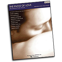 Jake Heggie : The Faces of Love - Medium Voice : Solo : 01 Songbook :  : 073999836363 : 0634011146 : 50483636