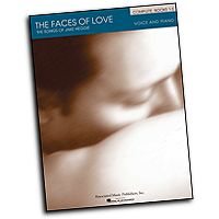 Jake Heggie : The Faces of Love - Complete, Books 1-3 : Solo : 01 Songbook : 888680070342 : 1495023486 : 50600251