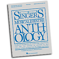 Richard Walters : The Singer's Musical Theatre Anthology - Volume 6 - Mezzo-Soprano : Solo : 01 Songbook & 2 CDs :  : 888680086107 : 1495045749 : 00151247