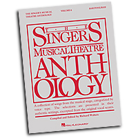 Richard Walters : The Singer's Musical Theatre Anthology - Volume 6 - Baritone/Bass : Solo : 01 Songbook & 2 CDs :  : 888680086121 : 1495045765 : 00151249