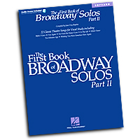 Joan Frey Boytim : The First Book of Broadway Solos - Part II - Soprano : Solo : 01 Songbook :  : 884088150907 : 1423427106 : 00001111