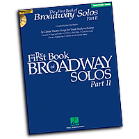 Joan Frey Boytim : The First Book of Broadway Solos - Part II - Baritone/Bass : Solo : 01 Songbook :  : 884088150976 : 1423427130 : 00001114