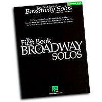 Joan Frey Boytim : The First Book of Broadway Solos - Baritone/Bass : Solo : 01 Songbook : 073999716238 : 0793582865 : 00740084