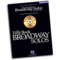 Joan Frey Boytim : The First Book of Broadway Solos - Soprano : Solo : Accompaniment CD : 073999790399 : 0634094939 : 00740323