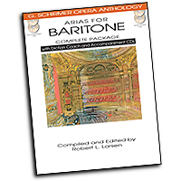 Robert L. Larsen : Arias for Baritone - Complete Package : Solo : 01 Songbook & 2 CDs :  : 884088883232 : 1480328529 : 50498720