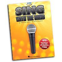 Various Arrangers : Sing with the Band - 30 Popular Songs for Male Singers : Solo : 01 Songbook & 2 CDs : 884088539979 : 1617741299 : 00001492