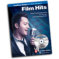 Various Arrangers : Film Hits - Audition Songs for Male Singers : Solo : Songbook & CD : 884088524654 : 1423498046 : 14037737