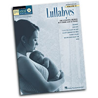 Pro Vocal : Lullabyes - Women's Edition : Solo : Songbook & CD : 884088452193 : 1423487443 : 00740434