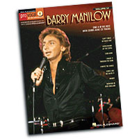 Barry Manilow : Pro Vocal - Men's Edition : Solo : Songbook & CD :  : 884088478179 : 1423491254 : 00740435