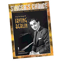 Professional Tracks for Serious Singers : Sing the Songs of Irving Berlin : Solo : Songbook & CD : 888680039011 : 1941566022 : 00138893