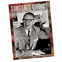 Professional Tracks for Serious Singers : Sing the Songs of Jimmy McHugh : Solo : Songbook & CD : 888680033613 : 194156609X : 00138900